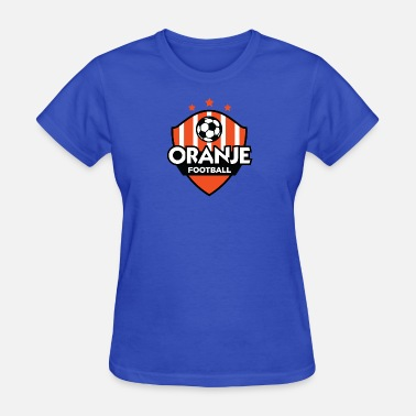 Holland Emblem Football Logo Of Holland - Women's T-Shirt