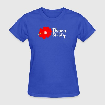 Ohana Means Family - Women's T-Shirt