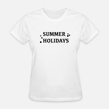 Summer Holidays Summer Holidays - Women's T-Shirt