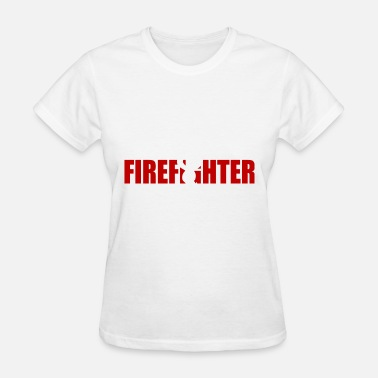 Firefighter Duty Off Duty Always On Call Firefighter Duty Hero Gift T Shirt - Women's T-Shirt