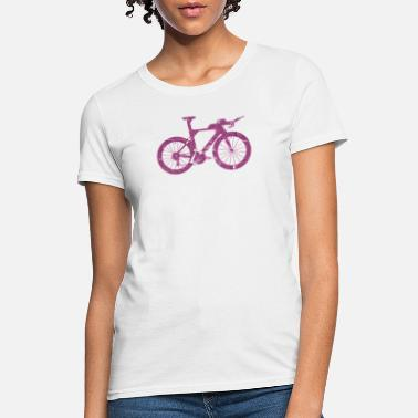 Trial Bike Bike Time Trial - Women's T-Shirt