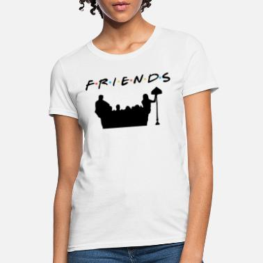 Friends Tv Show Friends Tv Show Sweater Friends Women s Premium Te - Women's T-Shirt