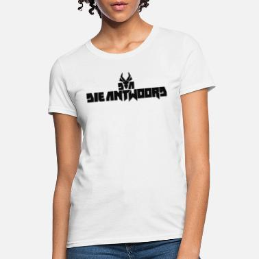 c8c2cb9c90da72 Die Antwoord Logo Short Sleeve Cool Yolandi Visser - Women's T-. Women's  T-Shirt
