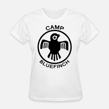 Obama Basketball Camp Bluefinch The Final Girls Comedy Horror Movie - Women's T-Shirt