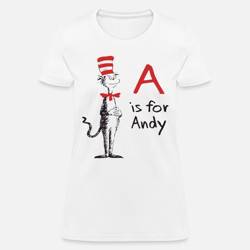 b2e9bd8cc44 Personalized Dr Seuss Cat In The Hat Style B meme Women s T-Shirt ...