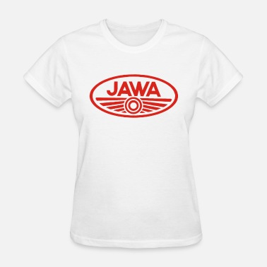 Toddler Motorcycle Jawa motorcycles Style Printed Sizes Motorcycle - Women's T-Shirt