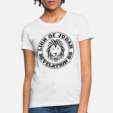 Usc Jesus Christ Lion of Judah Revelation Bible Scripture Jesus Chr - Women's T-Shirt