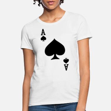 Im just here to Play Spades Card Game Player Women Sweatshirt tee