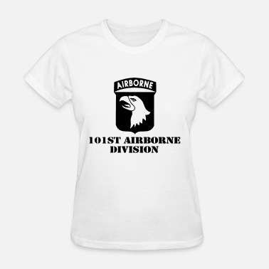 Screaming Eagle US Army Airborne Division Screaming Eagles Veteran - Women's T-Shirt