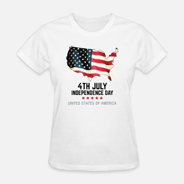 Independence Day independence day - Women's T-Shirt
