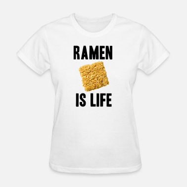 University Student University Student Ramen noodles cheap university - Women's T-Shirt