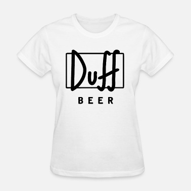 Duff Duff - Women's T-Shirt