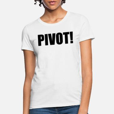 Tv PIVOT Funny Friends TV DVD Hipster Seinfeld 90s Sh - Women's T-Shirt