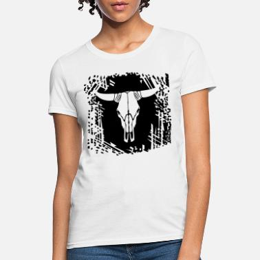 Cow Skull Cow skull - Women's T-Shirt