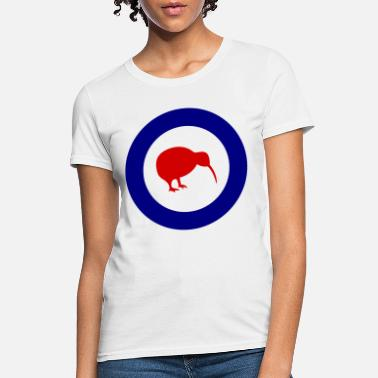 Royal Air Force RNZAF - Royal New Zealand Air Force Logo - Women's T-Shirt
