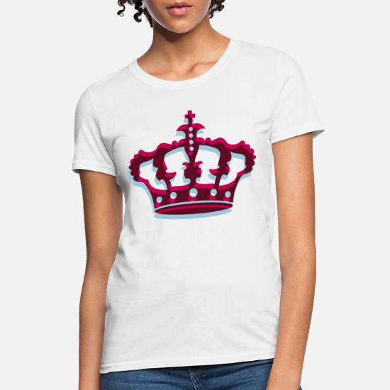 Royalty Mothers Day Mom Mens Sleeveless Shirt Queen Crown