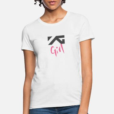 Yg Entertainment YG Girl T-Shirt - Women's T-Shirt