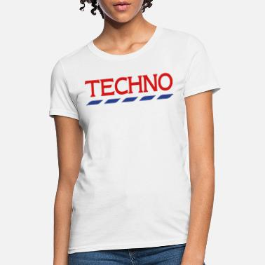 06289fcd8cf51 Tesco Techno Tesco - Women's T-Shirt