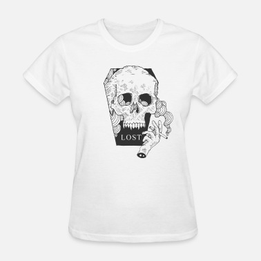 Be Lost Lost - Women's T-Shirt
