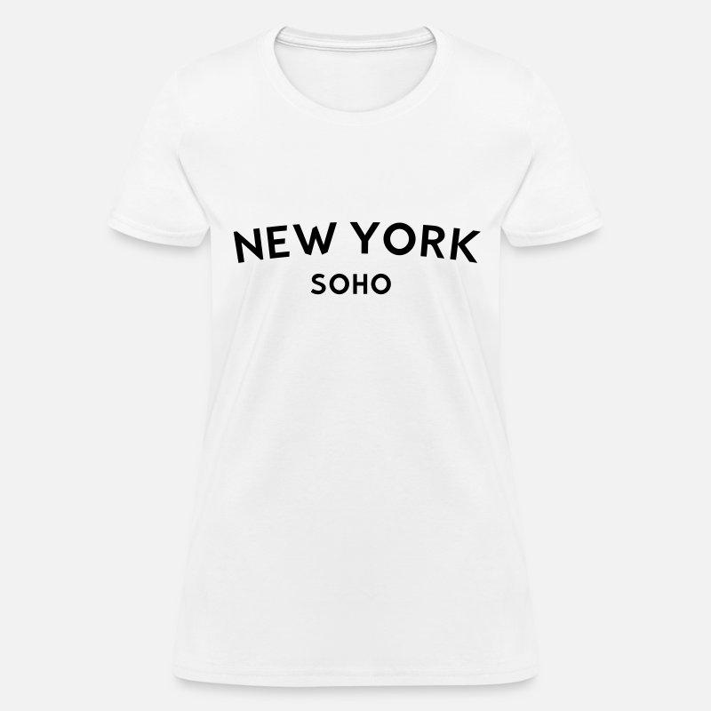 c0f31fb53c39fd New york soho Women's T-Shirt   Spreadshirt
