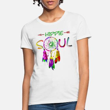 Hippie Hippie - Women's T-Shirt