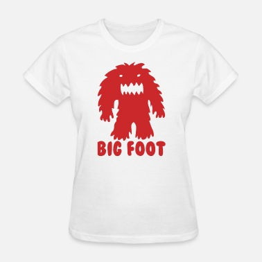 Big Foot BIG FOOT - Women's T-Shirt