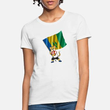 Saint Vincent And The Grenadines Saint Vincent and the Grenadines fan cat - Women's T-Shirt