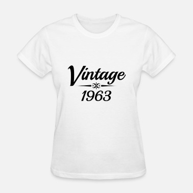 Fabulous Since 1963 VINTAGE 1963 - Women's T-Shirt