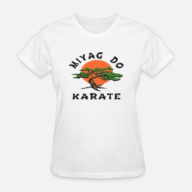 Karate Kid Movie Mirage Dojo Karate Kid Film - Women's T-Shirt
