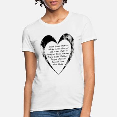 All Lives Matter 2 - Women's T-Shirt