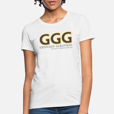 a9dd5617851356 Box Merchandise GENNADY GOLOVKIN - Official Merchandise - Women  39 s ...