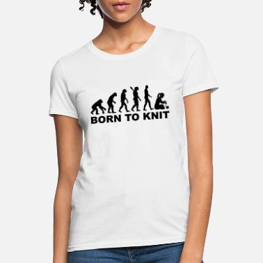 Knit Knitting - Women's T-Shirt