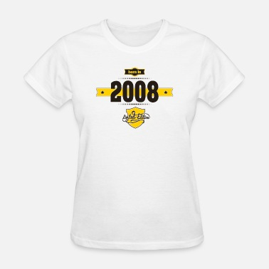 Born In 2008 Born in 2008 - Women's T-Shirt