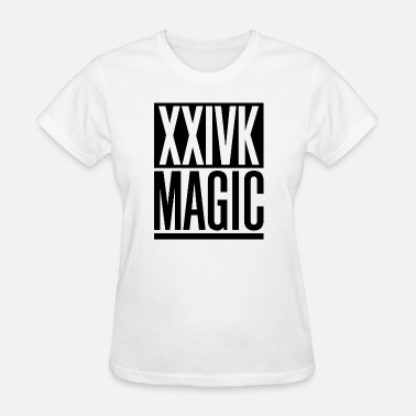 Finesse Kid 24k Magic World Tour 2018 - Women's T-Shirt