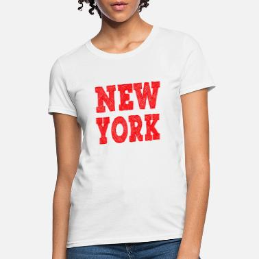 T-shirt New York - Women's T-Shirt