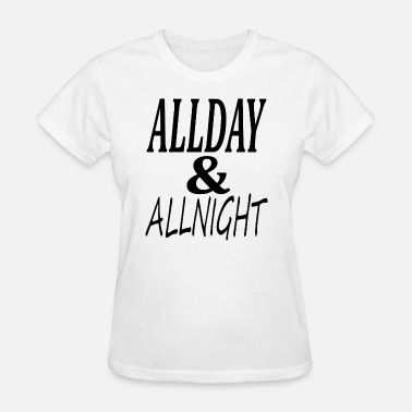 Day Night day and night - Women's T-Shirt