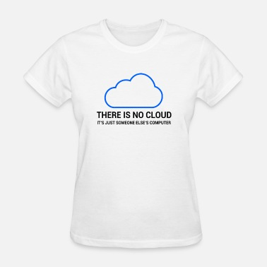 Internet Internet of Things Cloud - Women's T-Shirt