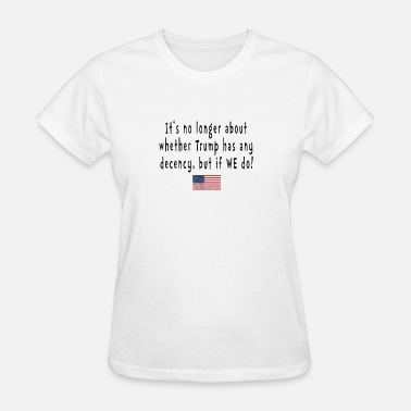 Anti Kids Quotes Cool Anti Trump Quote Political Democrats Progressive - Women's T-Shirt