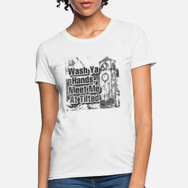 Meet me at tilted - Women's T-Shirt