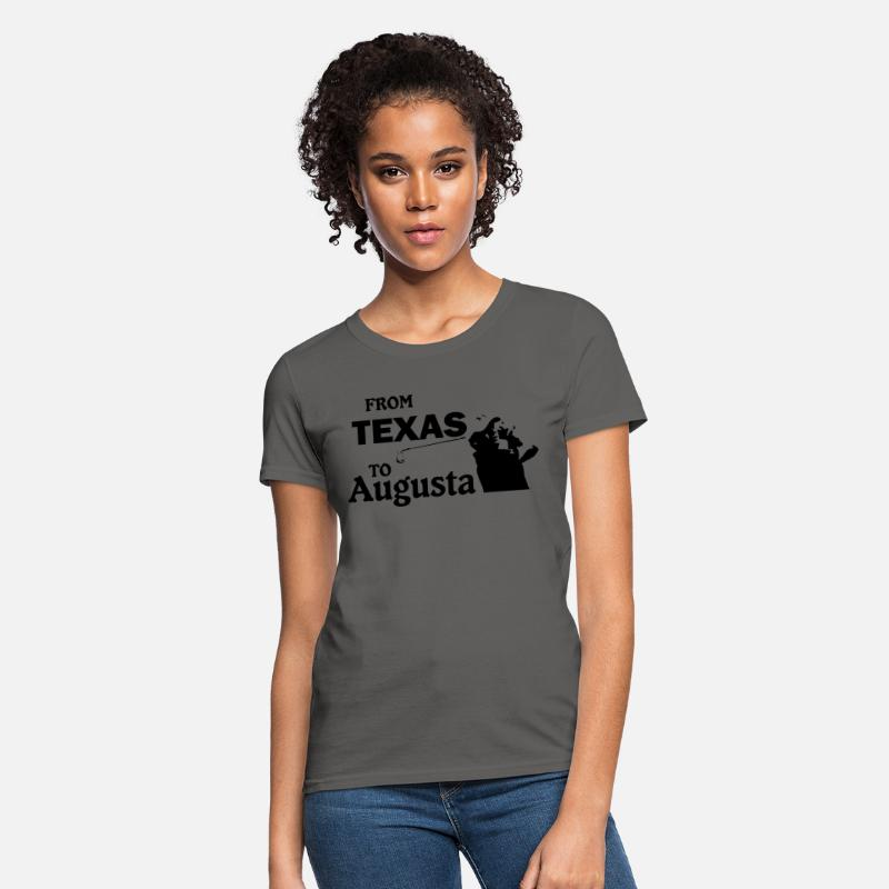1ca7beefe6b358 Jordan Spieth Masters Champion From Texas To Augus Women s T-Shirt ...