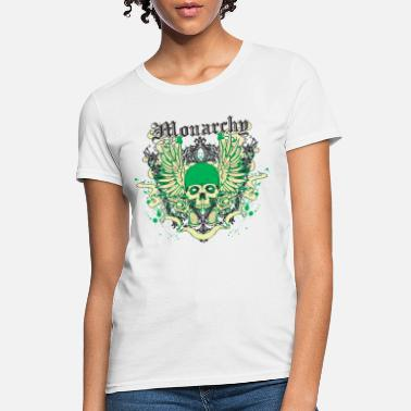 Monarchy Monarchy - Women's T-Shirt