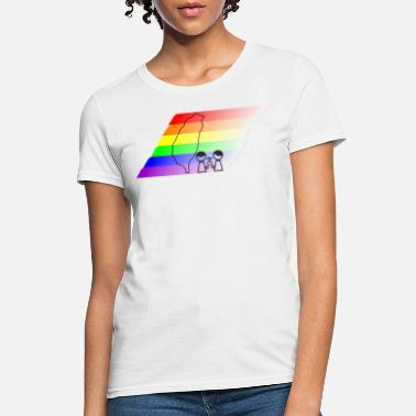 Same Sex Same sex marriage - Women's T-Shirt