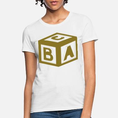 Block Block - Women's T-Shirt