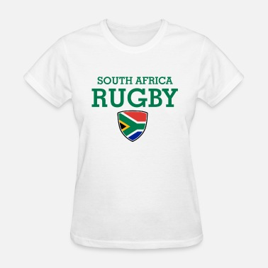 South African Clothes south african flag design - Women's T-Shirt