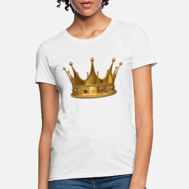 Crown Of King by Artify - Women's T-Shirt