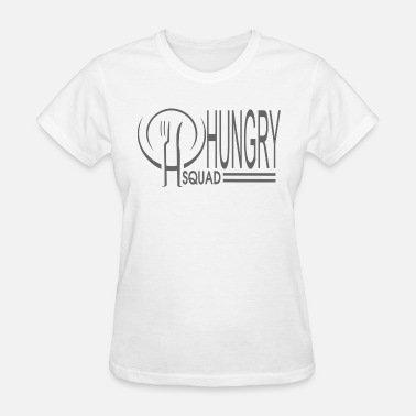 Hungry Sandwich hungry squad - Women's T-Shirt