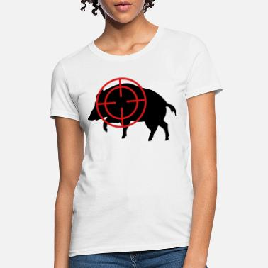 Boar wild boar - Women's T-Shirt