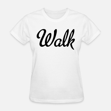 Trekking Walking WALK - Women's T-Shirt