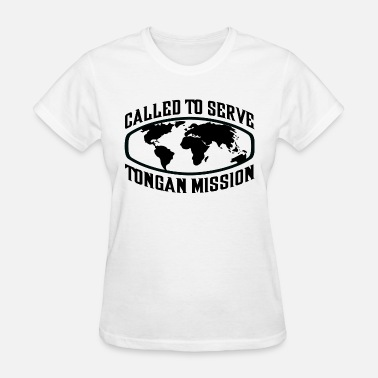 Lds Mission Clothing Tongan Mission - LDS Mission CTSW - Women's T-Shirt