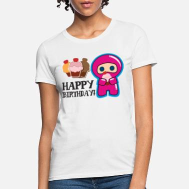 Birthday Cake birthday cake - Women's T-Shirt